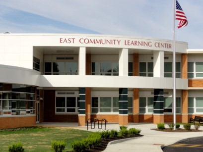 East Community Learning Center (high school building)